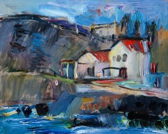 Seascape: Mediterranean Summer House (SOLD)
