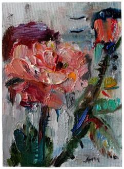 Pink Rose (SOLD)