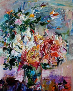 Romantic Bouquet (SOLD)