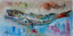 A Fish (SOLD)