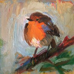 Robin Bird (SOLD)