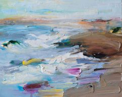 Sea Dunes, Seascape